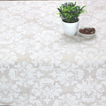 Coated table textiles Raine Linen