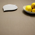 Coated table textiles Sofia Sand
