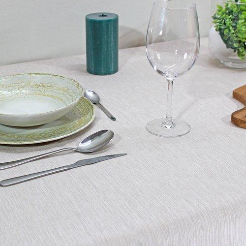 Coated table textiles Sofia Linen