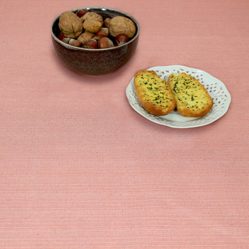 Coated table textiles Sofia Coral