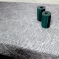 Coated table textiles Georgia Anthracite