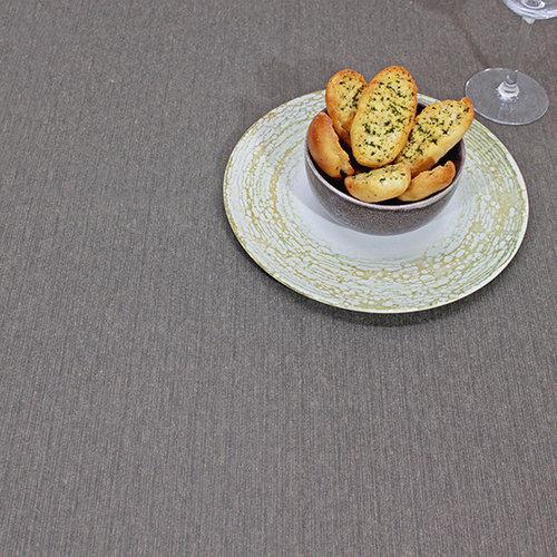 Coated table textiles Sofia Moka