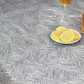 Coated table textiles Dauma Anthracite