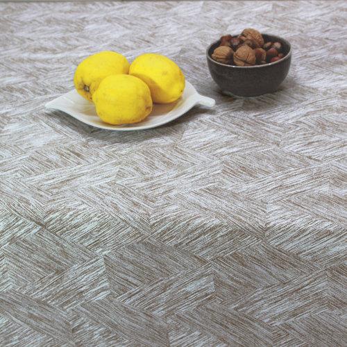 Beschichtete Tischtextilien Dauma Taupe