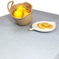 Coated table textiles Tabac Blue