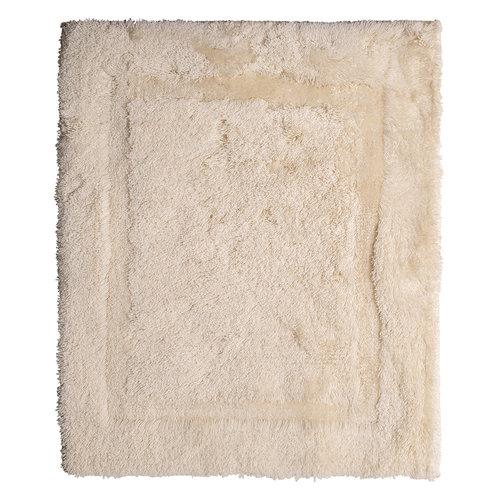 Bath mat creme 60x90cm
