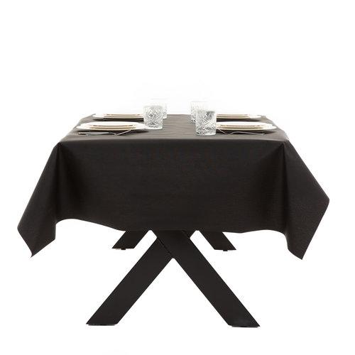 Beschichtete Tischtextil Maly schwarz