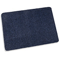 Reinigungsmatte Paris 40x60cm blau schwarz