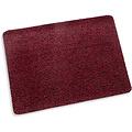Cleaning mat Paris 60x80cm  red black