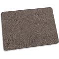 Cleaning mat Paris 60x80cm  beig black