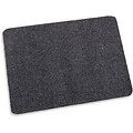 Cleaning mat Paris 60x80cm  gray black
