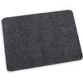 Cleaning mat Paris 80x120cm  gray black