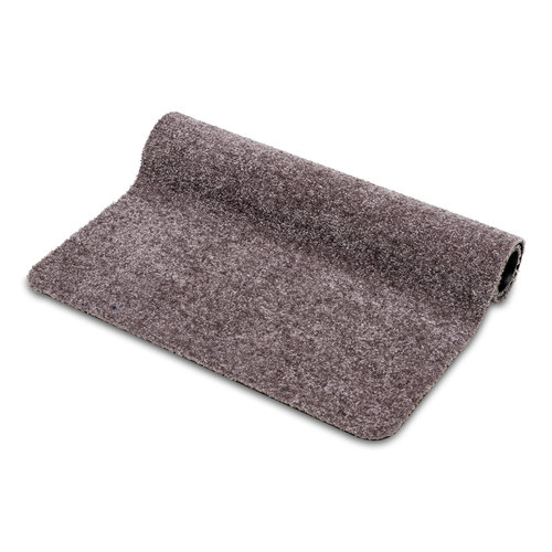 Doormat Wash & Clean 80x120cm Taupe cleaning mat