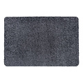 Wash & Clean 60x80cm gray cleaning mat