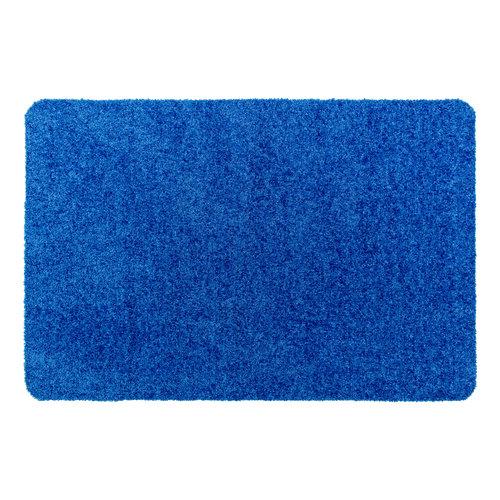 Reinigungsmatte Wash & Clean 60x80cm  blau