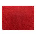 Deurmat-schoonloopmat Washclean 40x60cm rood