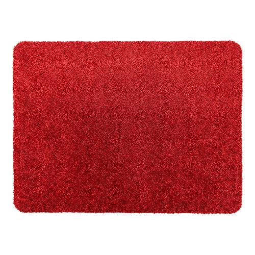 Reinigungsmatte Wash & Clean 40x60cm rot