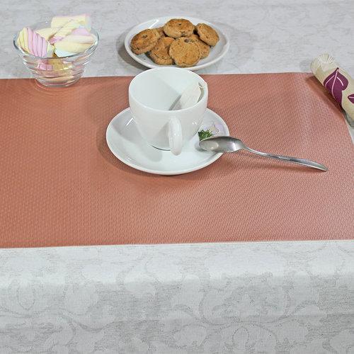 Tischsets Honey roze verpackt pro 12 Stück