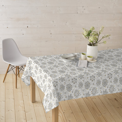 Coated Table textiles Snow