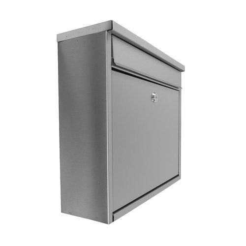Mailbox Mireya - Silver