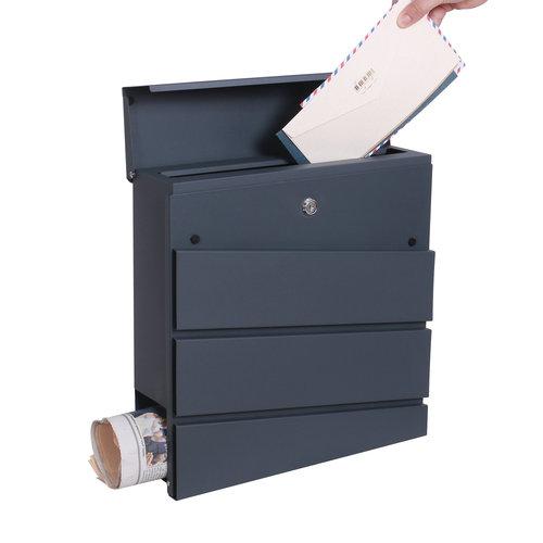 Mailbox Esteban - Black