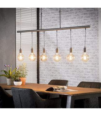 Hanglamp 6L buisframe