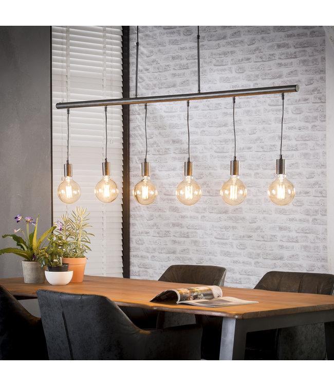 Luminaire Design 6L Tubeframe