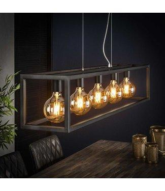 Hanglamp Industrieel Lucas 5L
