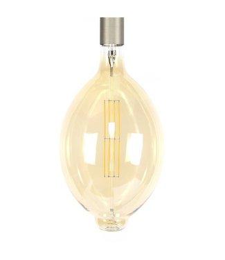 Ampoule LED filament ovale Ø 18
