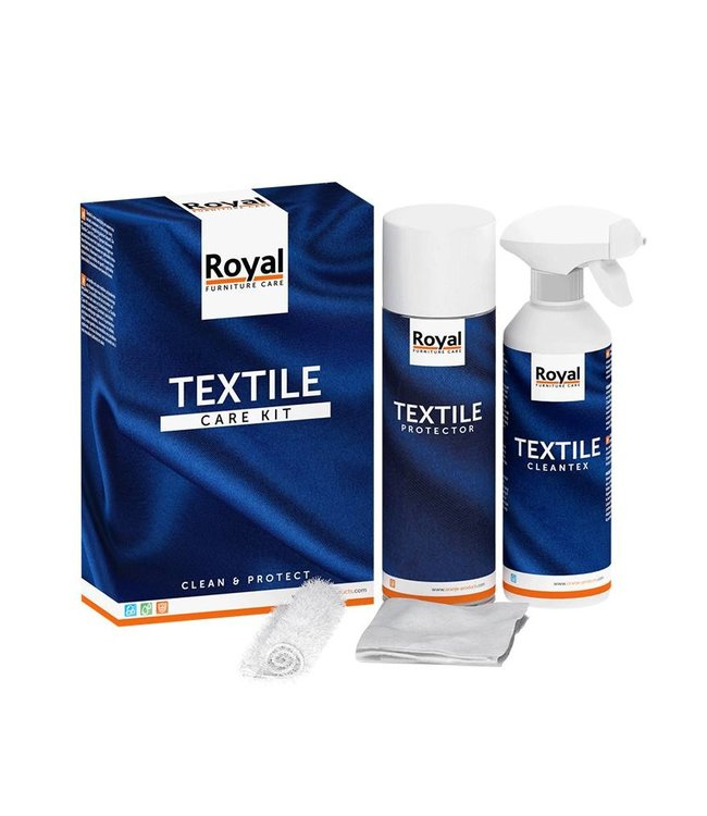 Textiel care kit 2 x 500 ml