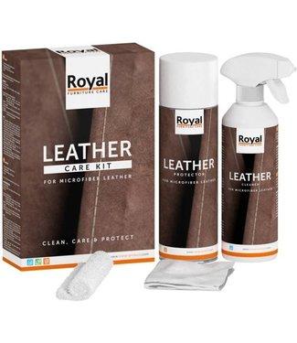 Kit d'entretien Eco Leather 2x500 ML