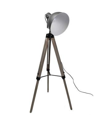 Dimehouse Staande Lamp Industrieel Spotter