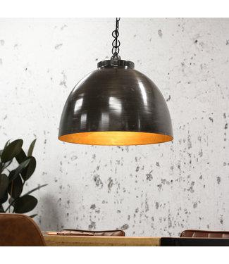 Dimehouse Luminaire Industriel Cody Noir et Or