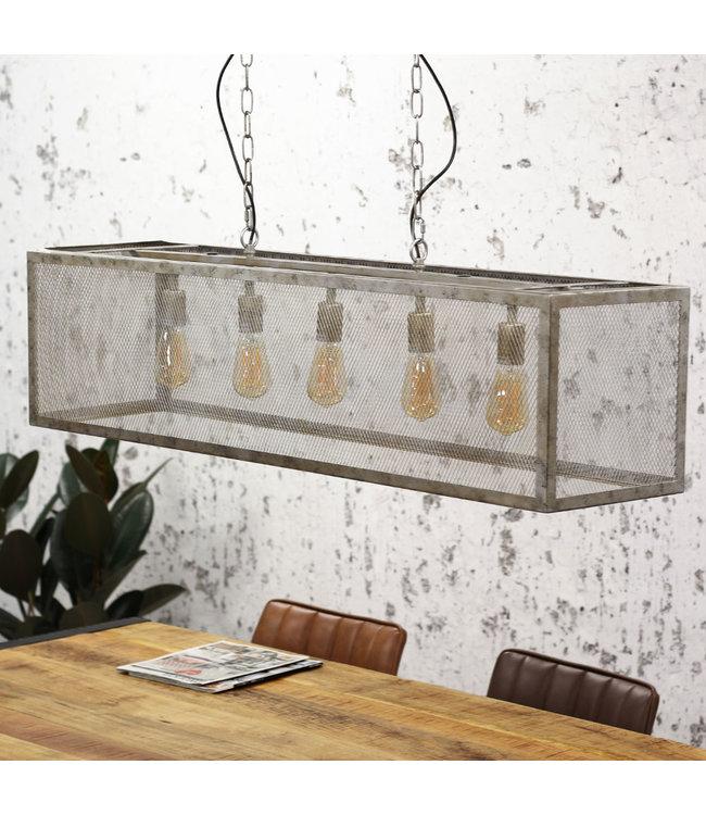 Dimehouse Suspension Luminaire Design Industriel - Brighton 5L