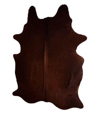 Dimehouse Koeienhuid 140x200 combi bruin
