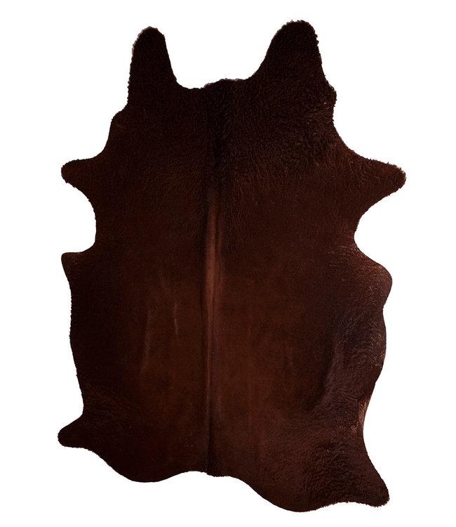 Dimehouse Peau de vache 140x200 combi brun