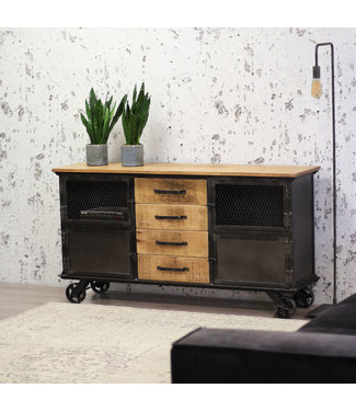 Dimehouse Commode Industrielle Bryce