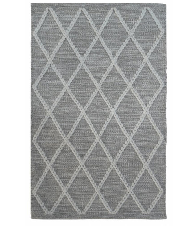 Dimehouse Vloerkleed Joan 160x230 grijs