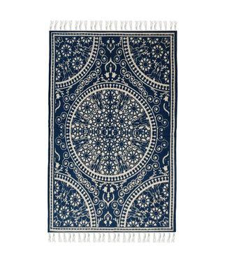 Dimehouse Tapis Bleu Skyler 200x290