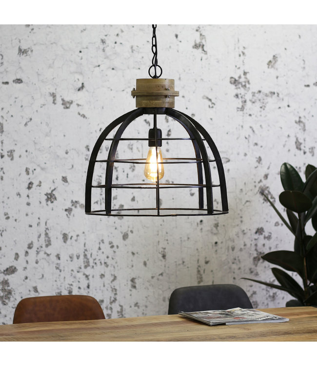 Dimehouse Hanglamp Industrieel Pons 45 cm