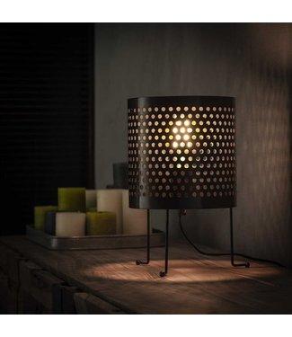 Industriële tafellamp Bennet 22 cm