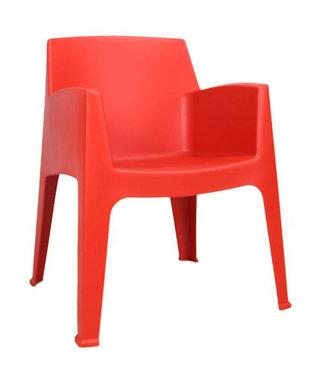 Dimehouse Chaise De Jardin Verte Ella
