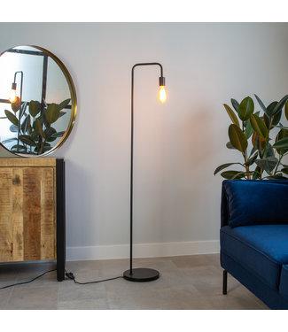 Staande Lamp Industrieel Cali U-vormige buis