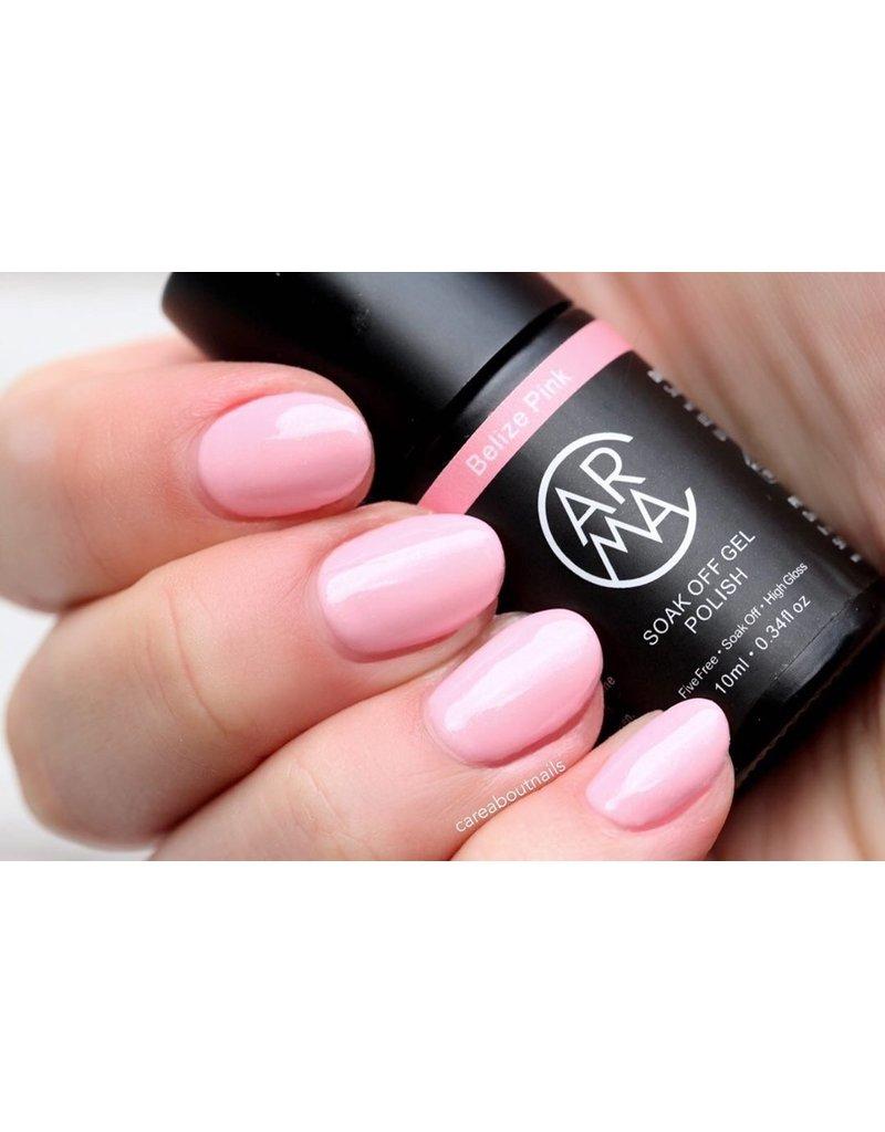 CARMA   #001 Belize Pink Gelpolish