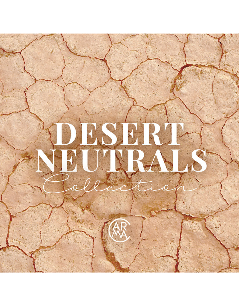 CARMA   Desert Neutrals Gelpolish 5pcs Set