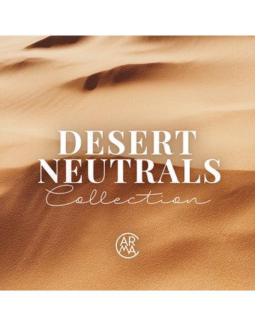 CARMA   Desert Neutrals Gelpolish 4pcs Set