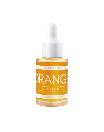 CARMA   ORANGE  Cuticle oil 30ml