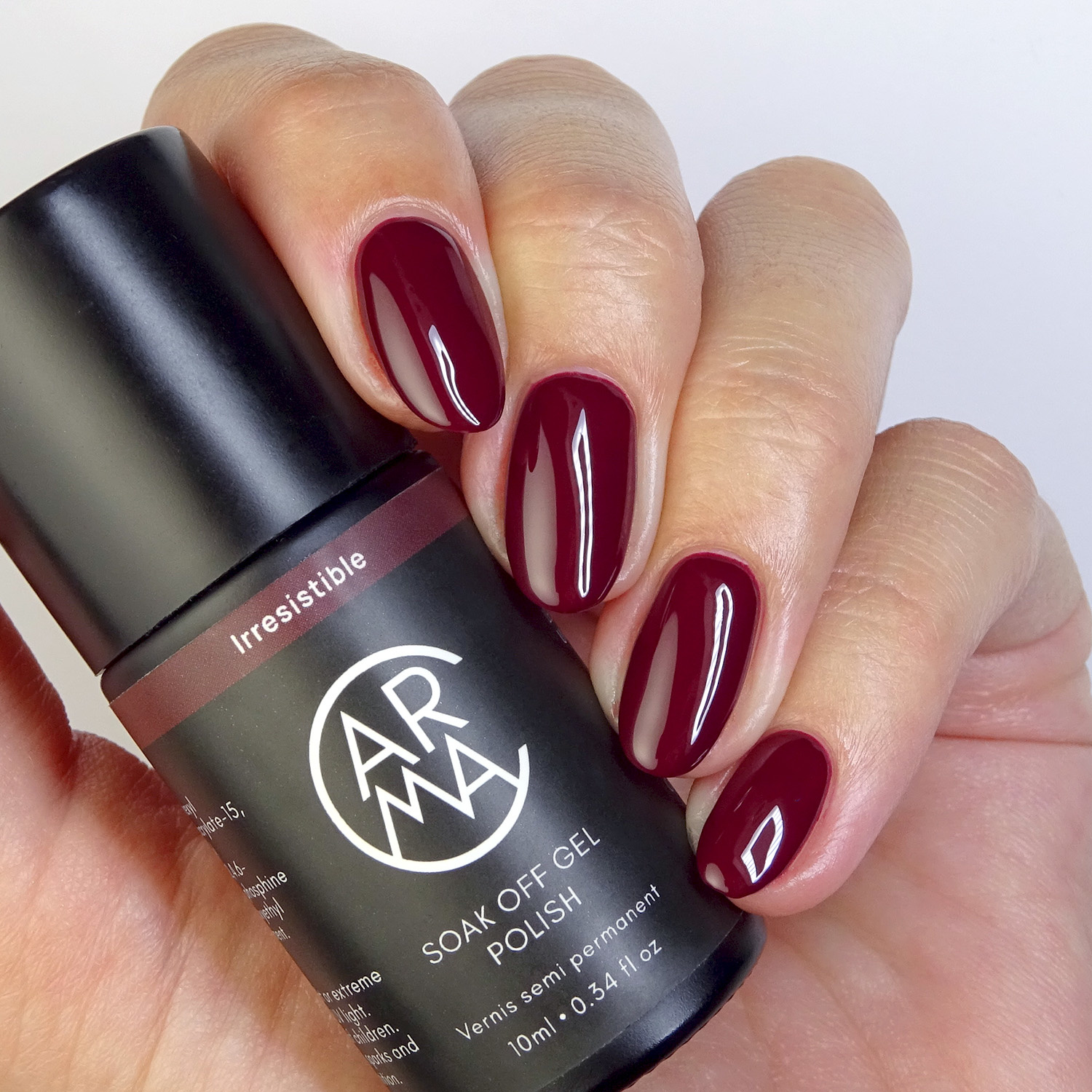 CARMA Irresistible Gel Polish