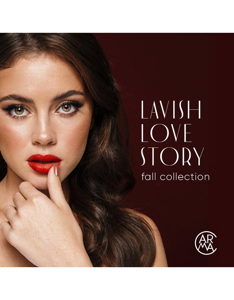 CARMA   Lavish Love Story Gelpolish 5pcs Kit