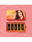 CARMA   Joyful Memoirs Gelpolish Collection 5pcs Color Box